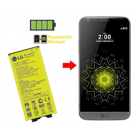 Cambiar Batería LG G5