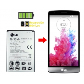 Cambiar Batería LG G3