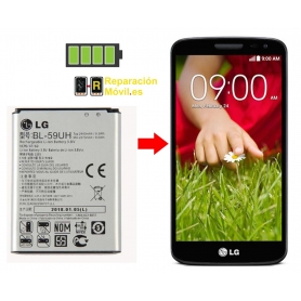 Cambiar Batería LG G2 MINI