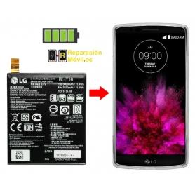 Cambiar Batería LG G FLEX 2