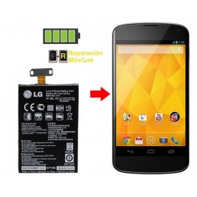Cambiar Batería LG NEXUS 4