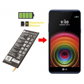 Cambiar Batería LG X POWER