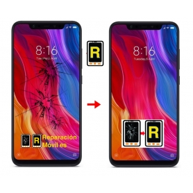Cambiar Pantalla Xiaomi Mi 8 SE Original