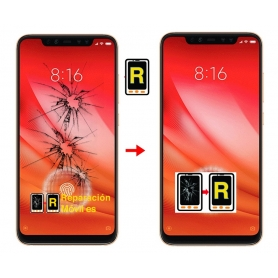 Cambiar Pantalla Xiaomi Mi 8 Pro Original
