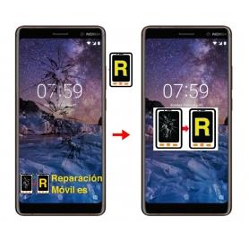 Cambiar Pantalla Nokia 7 plus