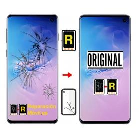 Cambiar Cristal de Pantalla Samsung Galaxy S10 SM-G973