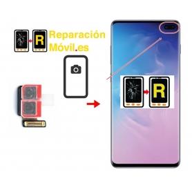 Cambiar Cámara delante Samsung Galaxy S10 Plus SM-G975