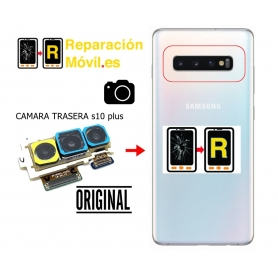 Cambiar Cámara Trasera Samsung Galaxy S10 Plus