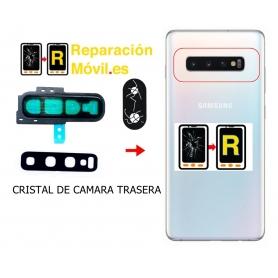 Cambiar Cristal Cámara Samsung Galaxy S10 SM-G973