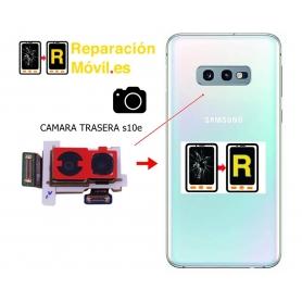Cambiar Cámara Samsung Galaxy S10e SM-G970