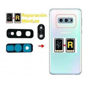 Cambiar Cristal Cámara Samsung Galaxy S10e SM-G970