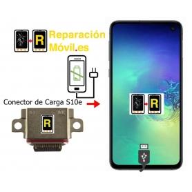 Cambiar Conector De Garga Samsung Galaxy S10e SM-G970