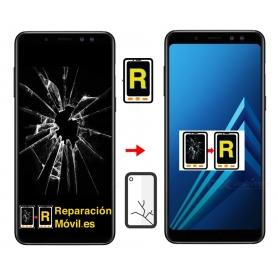 Cambiar Pantalla Samsung A8 2018