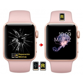Cambiar Pantalla Apple Watch 3 Gen A1861 (42MM)
