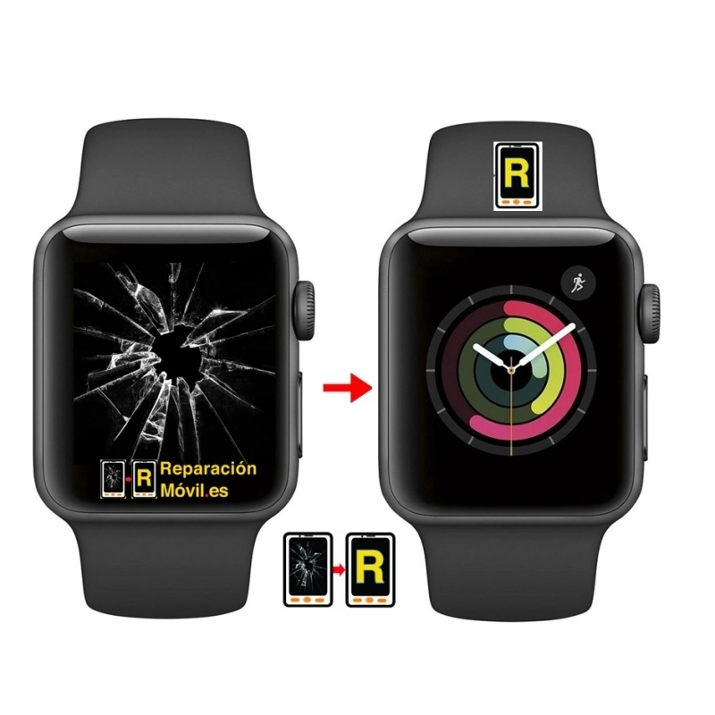 Cambiar Pantalla Apple Watch 4 Gen A1975 (40MM)