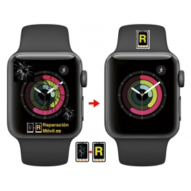 Cambiar Cristal Apple Watch 4 Gen A1975 (40MM)