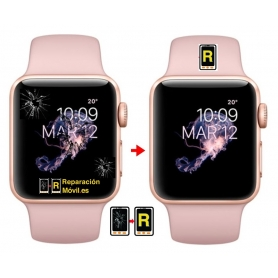 Cambiar Cristal Apple Watch 4 Gen A1976 (44 mm)
