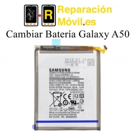 Cambiar Batería Samsung A50
