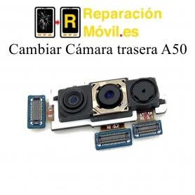 Cambiar Cámara Trasera Samsung A50