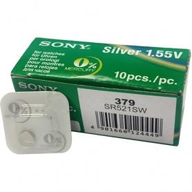 Pila Boton 379/ 521 SR521SW