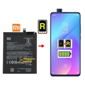 Cambiar Batería Xiaomi Mi 9T