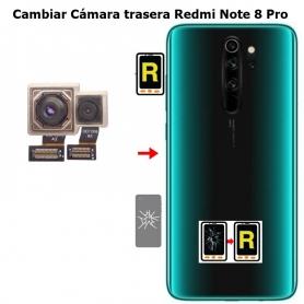 Cambiar Camara Trasera Redmi Note 8 Pro