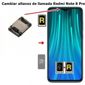 Cambiar Altavoz De Llamada Redmi Note 8 Pro