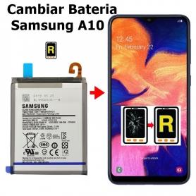 Cambiar Batería Samsung Galaxy A10