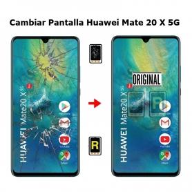Cambiar Pantalla Huawei Mate 20 X 5g