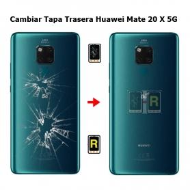 Cambiar Tapa Huawei Mate 20 X 5G