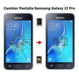 Cambiar Pantalla Samsung Galaxy J2 Pro 2018