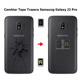Cambiar Tapa Trasera Samsung Galaxy J2 Pro 2018