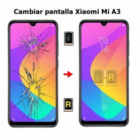 Cambiar Pantalla Xiaomi Mi A3 M1906F9SH