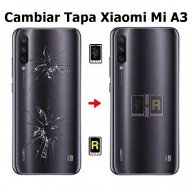 Cambiar Tapa Trasera Xiaomi Mi A3 M1906F9SH