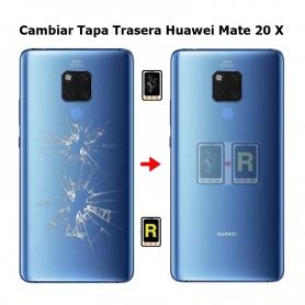 Cambiar Tapa Huawei Mate 20 X