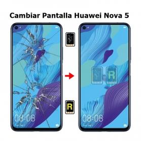 Cambiar Pantalla Huawei Nova 5 SEA-AL10