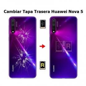 Cambiar Tapa Trasera Huawei Nova 5 SEA-AL10