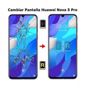Cambiar Pantalla Huawei Nova 5 Pro SEA-AL00