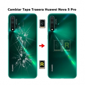 Cambiar Tapa trasera Huawei Nova 5 Pro SEA-AL00