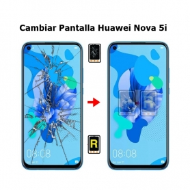 Cambiar Pantalla Huawei Nova 5i GLK-LX1