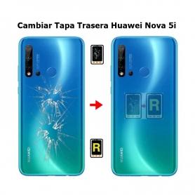 Cambiar Tapa Trasera Huawei Nova 5i GLK-LX1