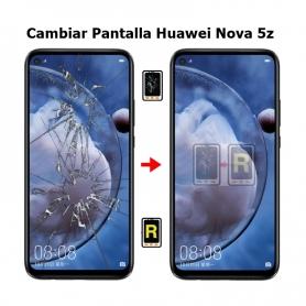 Cambiar Pantalla Huawei Nova 5z SPN-AL00