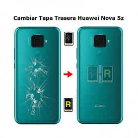 Cambiar Tapa Trasera Huawei Nova 5z SPN-AL00