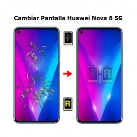 Cambiar Pantalla Huawei Nova 6 5G