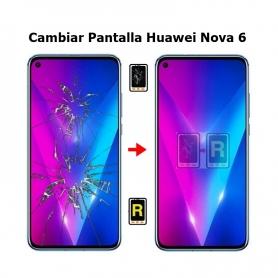Cambiar Pantalla Huawei Nova 6 WLZ-AN00