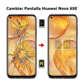 Cambiar Pantalla Huawei Nova 6SE JNY-AL10