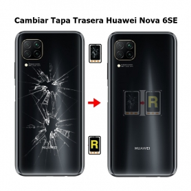 Cambiar Tapa Trasera Huawei Nova 6SE JNY-AL10