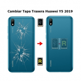 Cambiar Tapa Trasera Huawei Y5 2019 AMN-LX1