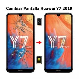 Cambiar Pantalla Huawei Y7 2019