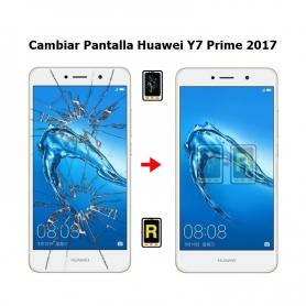 Cambiar Pantalla Huawei Y7 Prime 2017